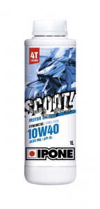 IPONE 4T SCOOT4 10W40