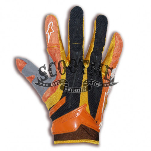 Перчатки Alpinestars ALLOY Orange